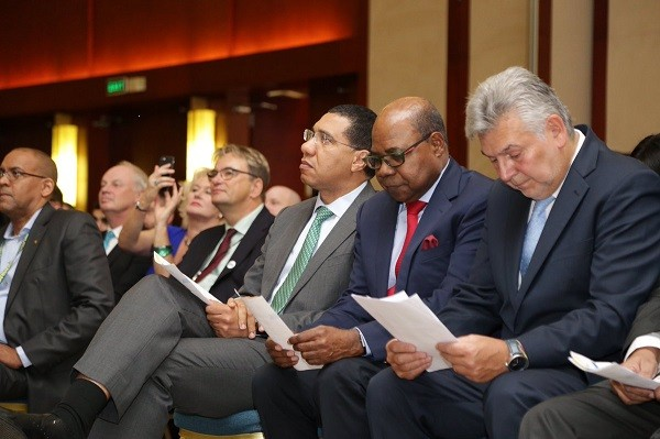 Caribbean should invest heavily in proper health response systems says Jamaican Prime Minister